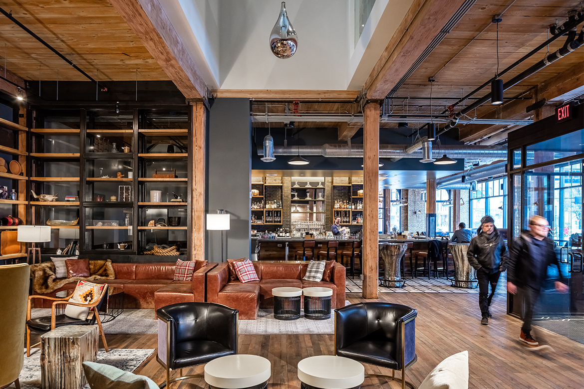 Hewing Hotel Olympia Tech