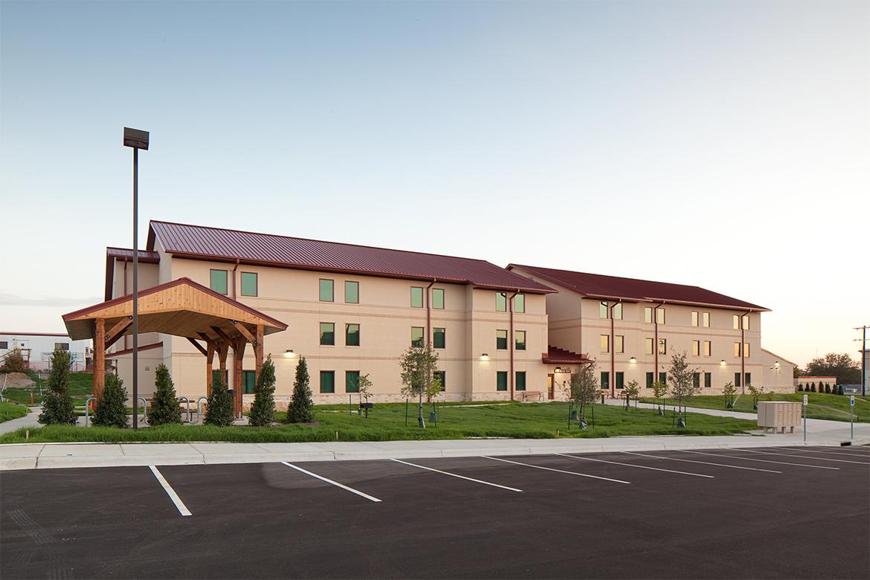 Fort Sam Houston Ueph Barracks Olympia Tech